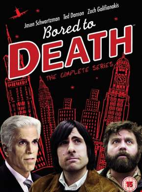 Bored to Death: The Complete Series