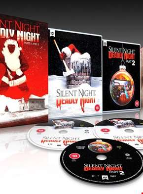 Silent Night, Deadly Night: Parts 1 and 2