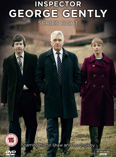 Inspector George Gently: Series Eight