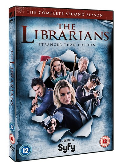 The Librarians: The Complete Second Season