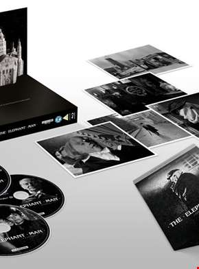 The Elephant Man: 40th Anniversary Edition 4K Ultra HD Collector's Edition