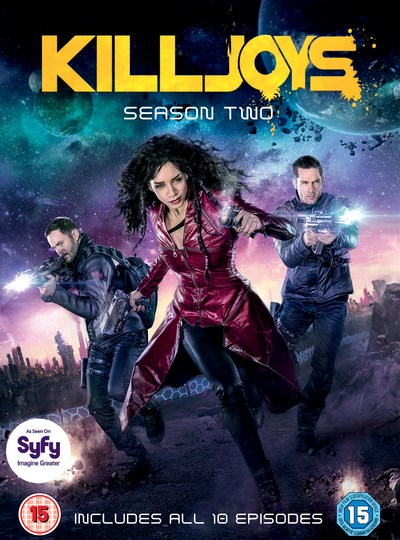 Killjoys: Season 2