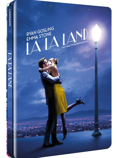 La La Land Limited Edition Steelbook
