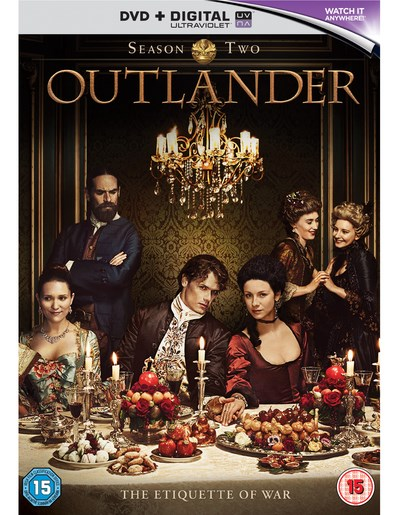 Outlander: Complete Season 2