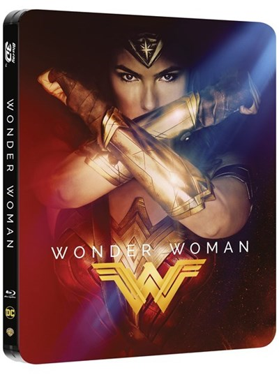 Wonder Woman (hmv Exclusive) Limited Edition Steelbook