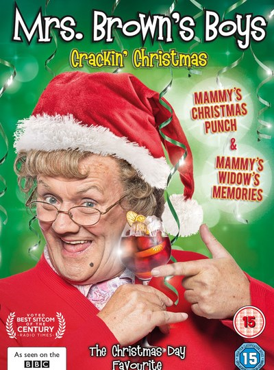 Mrs Brown's Boys: Crackin' Christmas
