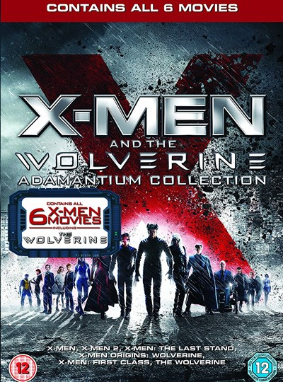 X-men & The Wolverine Adamantium Collection