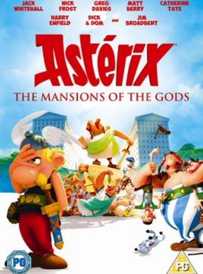 Asterix and Obelix: The Mansions of the Gods