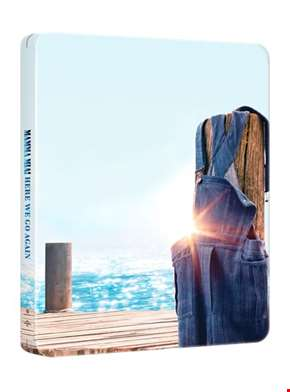 Mamma Mia! Here We Go Again (hmv Exclusive) Limited Edition 4K Ultra HD Steelbook