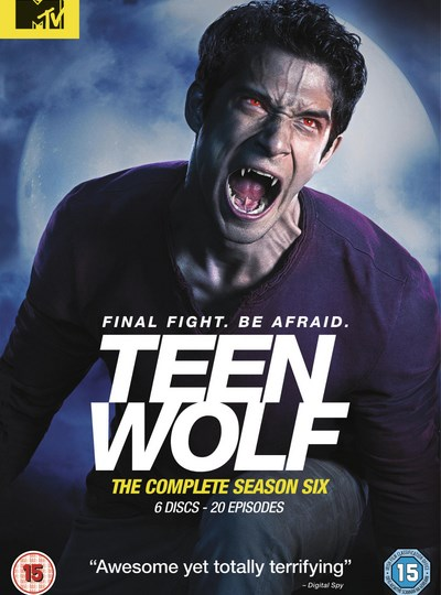Teen Wolf: The Complete Season Six