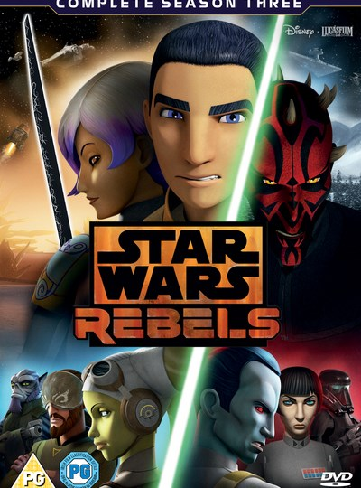 Star Wars Rebels: Complete Season 3