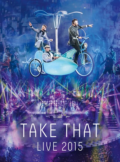 Take That: Live from the O2