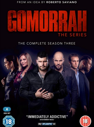 Gomorrah: The Complete Season Three