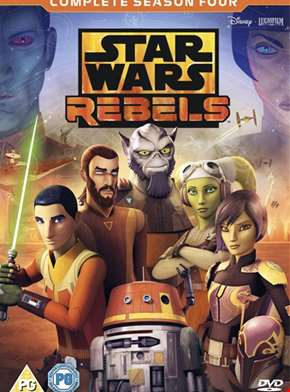 Star Wars Rebels: Complete Season 4