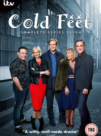 Cold Feet: Complete Series Seven