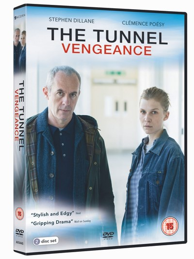 The Tunnel: Series 3 - Vengeance