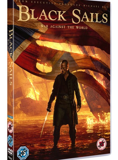 Black Sails: Complete Series Three