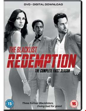 The Blacklist - Redemption: The Complete First Season