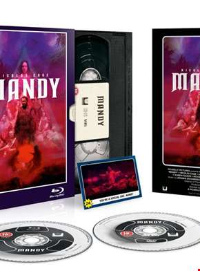 Mandy - VHS Range (hmv Exclusive) Limited Edition