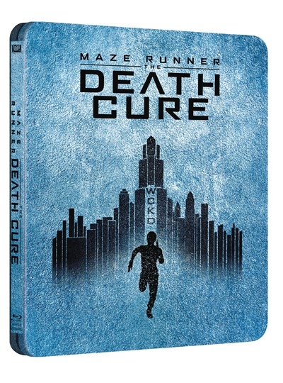 Maze Runner: The Death Cure (hmv Exclusive) Limited Edition Steelbook