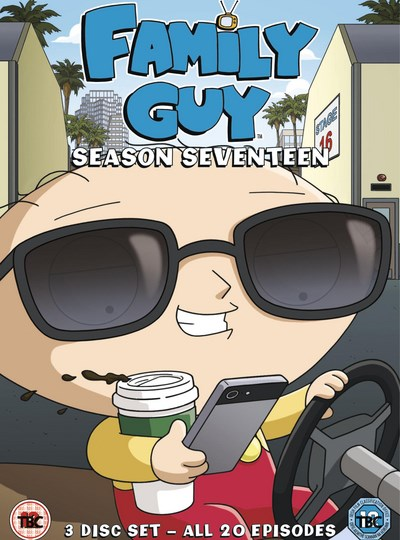 Family Guy: Season Seventeen