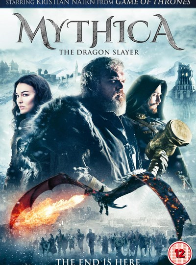 Mythica: The Dragon Slayer