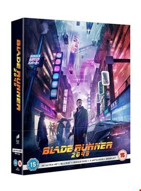 Blade Runner 2049 (hmv Exclusive) - 4K Ultra HD Blu-ray Deluxe Edition