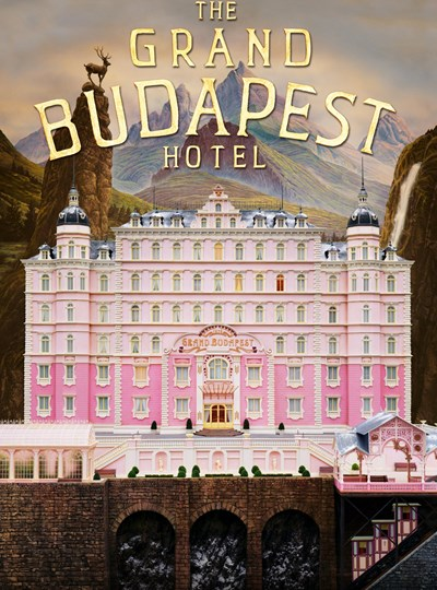 The Grand Budapest Hotel - Staff Pick