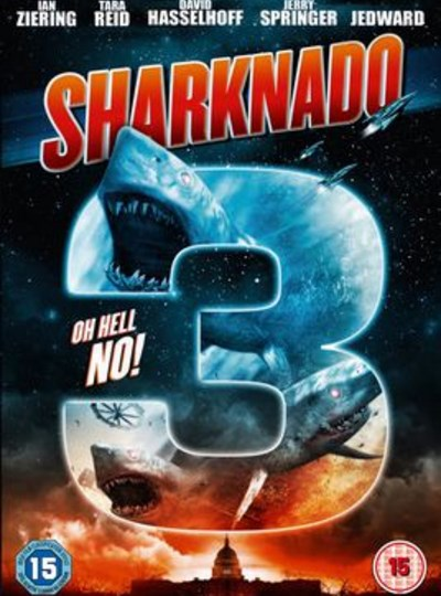 Sharknado 3 - Oh Hell No