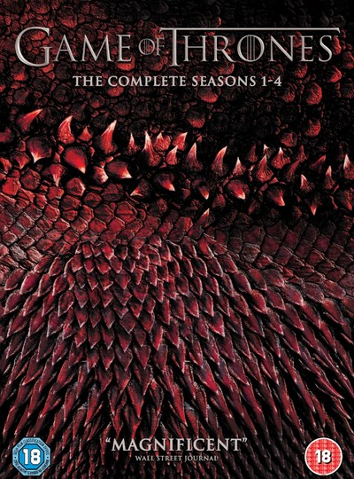 Game of Thrones: Seasons 1-4