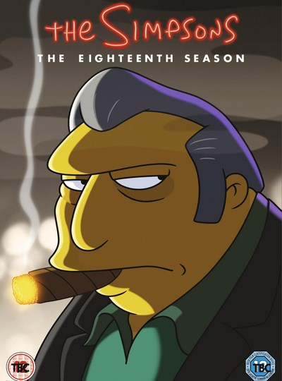 The Simpsons: The Eighteenth Season