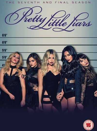 Pretty Little Liars: The Complete Seventh and Final Season