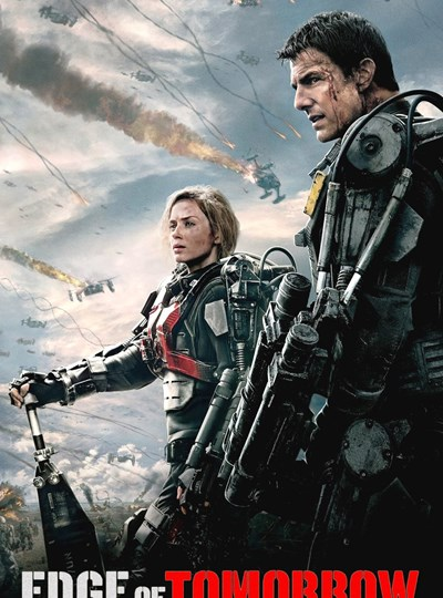 Edge Of Tomorrow - Staff Pick