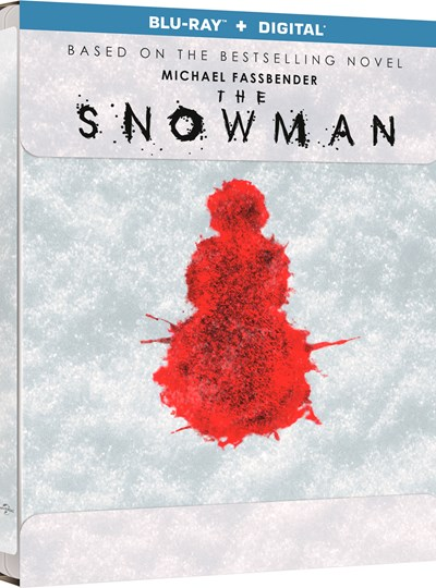 The Snowman (hmv Exclusive) Limited Edition Steelbook