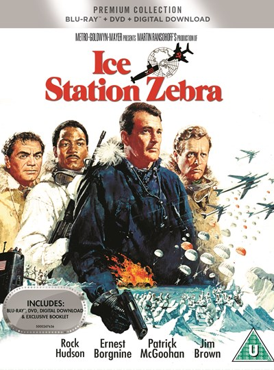 Ice Station Zebra (hmv Exclusive) - The Premium Collection