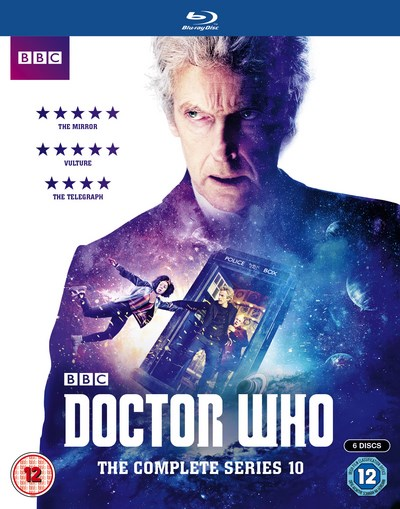 Doctor Who: The Complete Series 10