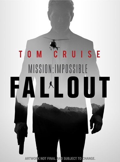 Mission: Impossible - Fallout (hmv Exclusive) 4K Ultra HD Limited Edition Steelbook
