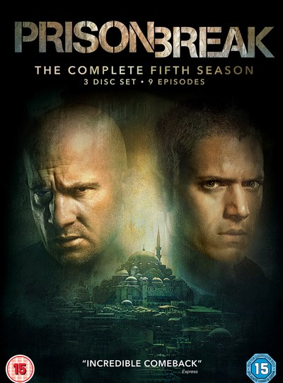 Prison Break: The Complete Fifth Season