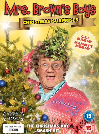 Mrs Brown's Boys: Christmas Surprises