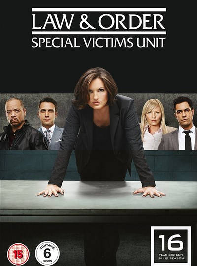 Law and Order - Special Victims Unit: Season 16