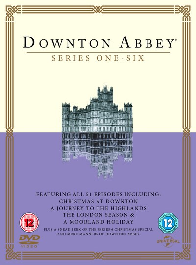 Downton Abbey: Series 1-6