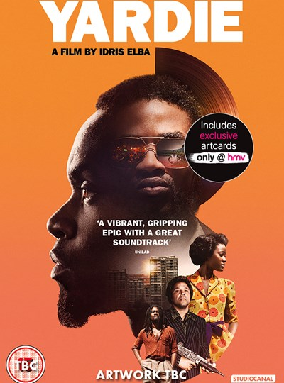 Yardie (hmv Exclusive) Includes Exclusive Artcards