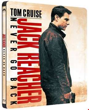 Jack Reacher - Never Go Back (hmv Exclusive) Limited Edition Steelbook