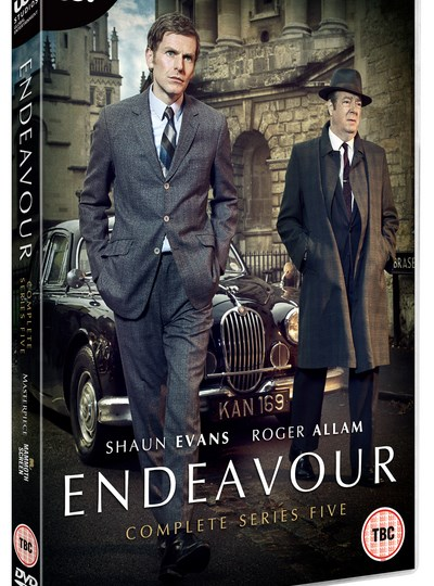 Endeavour: Complete Series Five