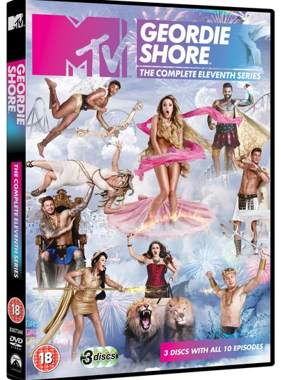 Geordie Shore: The Complete Eleventh Series