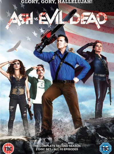 Ash Vs Evil Dead: The Complete Second Season