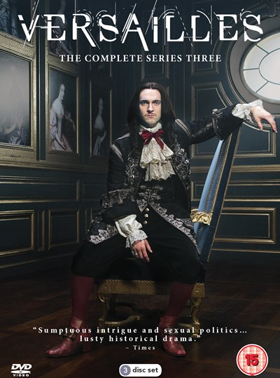 Versailles: The Complete Series Three