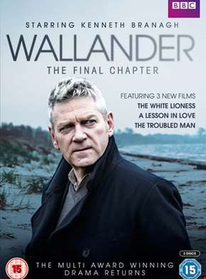 Wallander: Series 4 - The Final Chapter