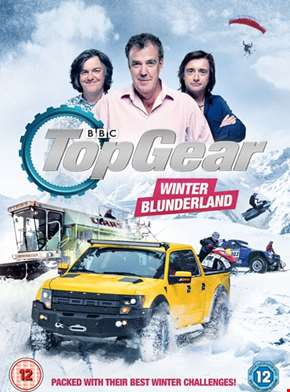Top Gear: Winter Blunderland