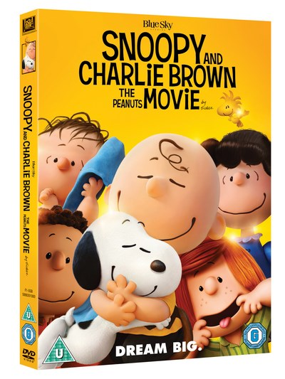 Snoopy and Charlie Brown - The Peanuts Movie
